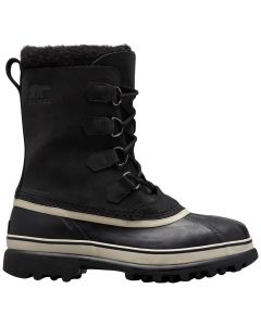 Sorel Men's Caribou Boot - Black/Tusk