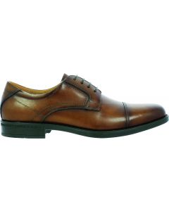 Florsheim Midtown Cap Toe Oxford - Cognac