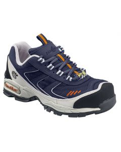 Nautilus Low Steel Toe Work Shoes - Blue 1326