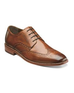 Florsheim Castellano Wing Ox - Saddle Tan