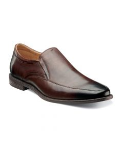 Florsheim Forum Moc Toe Slip On - Brown