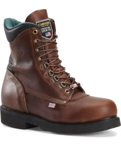 "Carolina Men's 8"" Domestic Work Boot - 1809 - Steel Toe"
