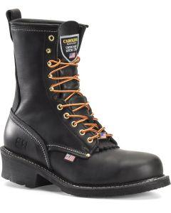 "Carolina 9"" Steel Toe Logger Boot"