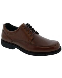 Drew Shoe Park Lace-Up Oxfords - Brown