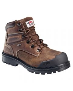 "Avenger 7258 Men's 6"" Waterproof Steel Toe Work Boot"