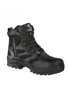 "Thorogood 6"" Waterproof Side Zip - Composite Safety Toe"