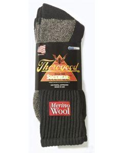 Thorogood 3-Pack Crew - Merino Wool Socks