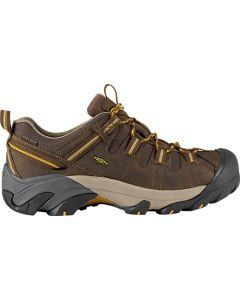 Keen Targhee II WP Wide - Cascade Brown / Golden Yellow