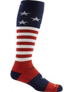 Darn Tough Captain Stripe Over-the-Calf Ultra-Lite Socks - Single Pair