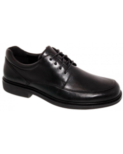 Drew Shoe Park Lace-Up Oxfords - Black