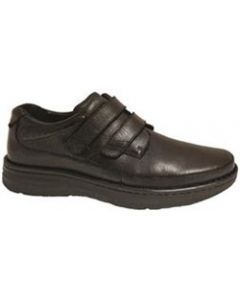Drew Shoe Mansfield Velcro® Closure Dress Shoes - Black