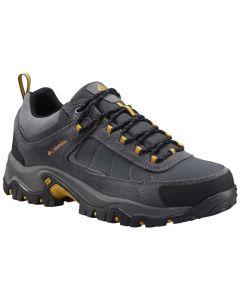 Columbia Men's Granite Ridge Waterproof - Wide - Dark Grey/Golden Yellow