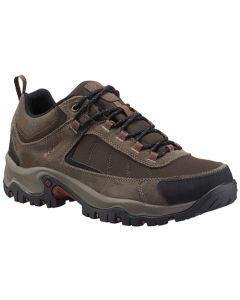 Columbia Men's Granite Ridge Waterproof - Wide - Cordovan/Rusty