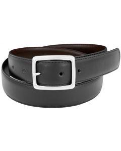 Florsheim 2008 - 32mm Reversible Dress Belt - Black/Brown
