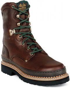 """Georgia Giant 8"""" Work Boot - Non Safety Toe"""