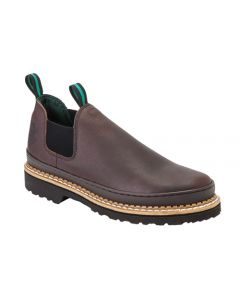 Georgia Giant Romeo Soggy Brown Work Shoe