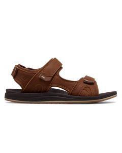 New Balance 2080 PureAlign Recharge Adjustable Sandals - Brown