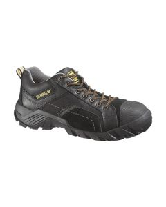 CAT Argon Composite Toe Work Shoes - Black