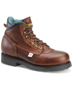 "Carolina Men's 6"" Domestic Steel Toe Work Boot"