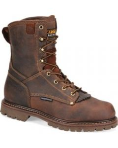 "8"" Waterproof Soft Toe Work Boot"