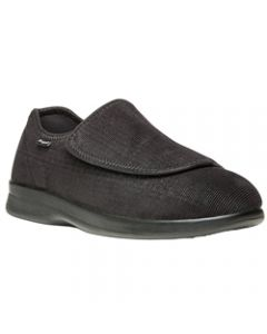 Propet Preferred Cush'N Foot - Black Corduroy