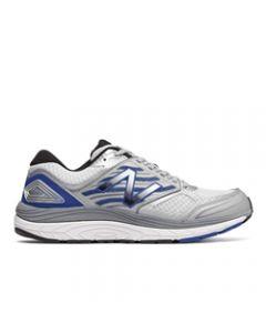 New Balance 1340v3 Men's Running Shoe - White with Blue