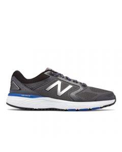 New Balance M560v7 - Grey with Blue
