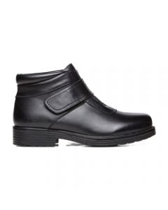 Propet Tyler Dress Boot With Strap - Black