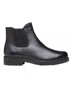 Propet Truman Side-Zip Dress Boot - Black