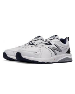 New Balance 857v2 Cross-Training - White with Navy