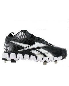 Reebok Pro Copperstown Mid Zig M Metal Baseball Cleats
