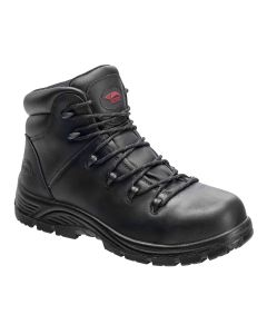 "Avenger 7223 Framer 6"" Waterproof Composite Toe Boot - Black"