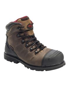 "Avenger 7546 Hammer 6"" Composite Toe Work Boot - Brown"