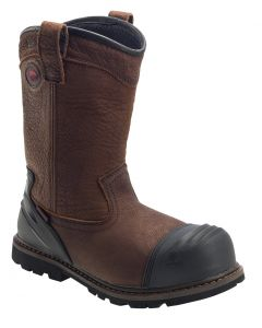"Avenger 7876 Hammer Wellington 11"" Composite Toe Work Boot"