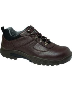 Drew Shoe Boulder Low-Cut Hiker Shoe - Brown