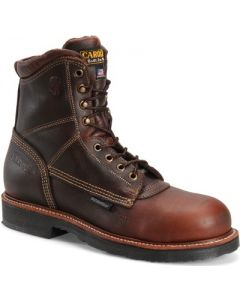 "Carolina Men's 8"" Domestic Composite Toe Waterproof Work Boot - CA1816"