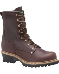 "Carolina 8"" Steel Toe Logger boot"