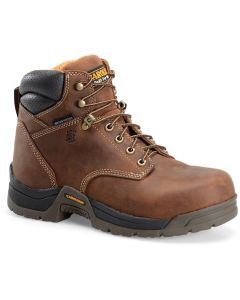 "Carolina Men's 6"" Waterproof Composite Broad Toe Work Boot"