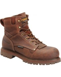 "Carolina Men's 6"" Waterproof Work Boot (Soft Toe)"