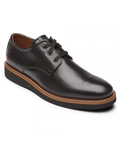 Dunham Clyde Plaintoe - Black