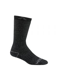 Wigwam 40 Below - Black Wool Boot Socks - Single Pair