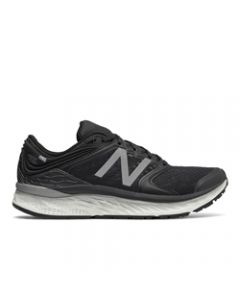 New Balance 1080v8 Fresh Foam - Black with White