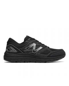 New Balance 1340v3 Men's Running Shoe - Black with Grey