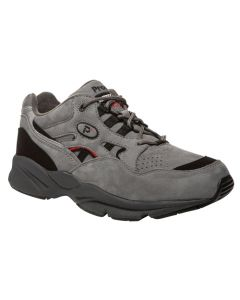 Propet Preferred Stability Walker - Grey Nubuck