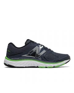 New Balance 940v3 Men's Running Shoe - Thunder with Energy Lime