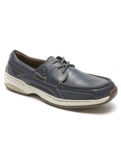 Dunham Captain - Navy Boat Shoes