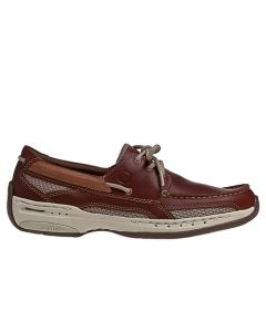 Dunham Captain - Brown Boat Shoes