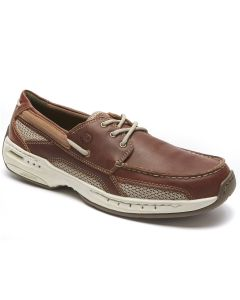 Dunham Captain - Brown Boat Shoes