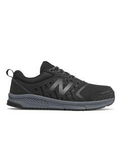 New Balance Alloy Toe Cap 412v1 Athletic Work Shoes - Black