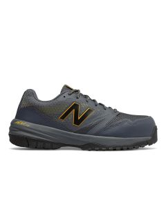 New Balance Composite Toe 589 Athletic Work Shoes – Chalkboard / Light Cliff Grey